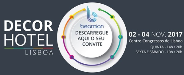 1ª Edição Decor Hotel - Powered by Beamian - Digital you