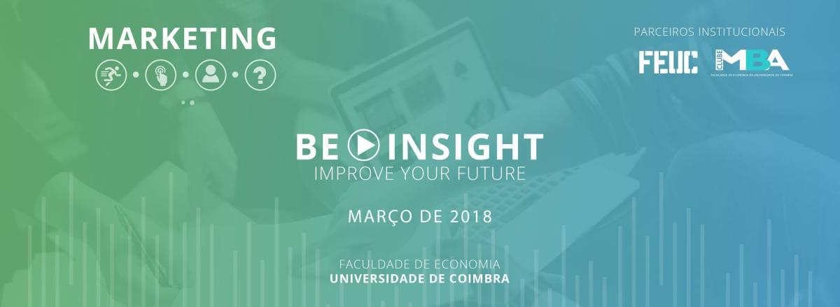 BE INSIGHT Traz Mais Marketing a Coimbra