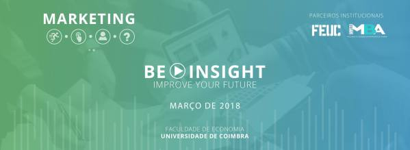 BE INSIGHT Traz Mais Marketing a Coimbra