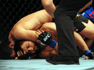 Carlos Condit (photo credit Ann-Marie Sorvin © USA Today Sports)