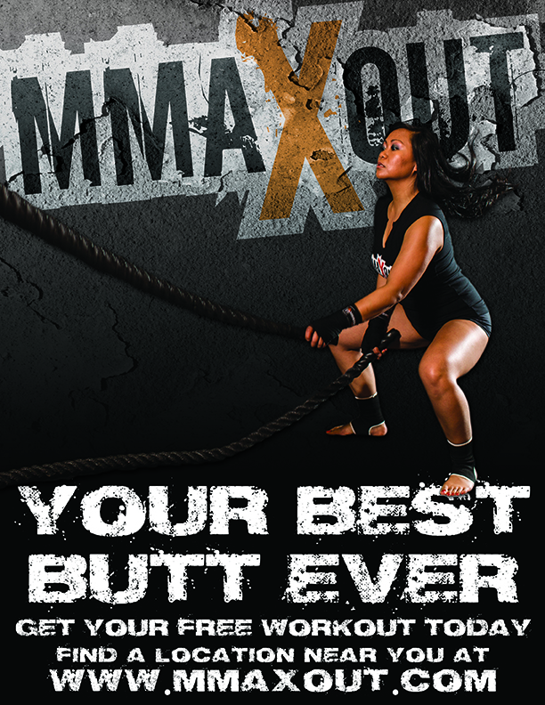 mma fitness flyers Fitness at its finest