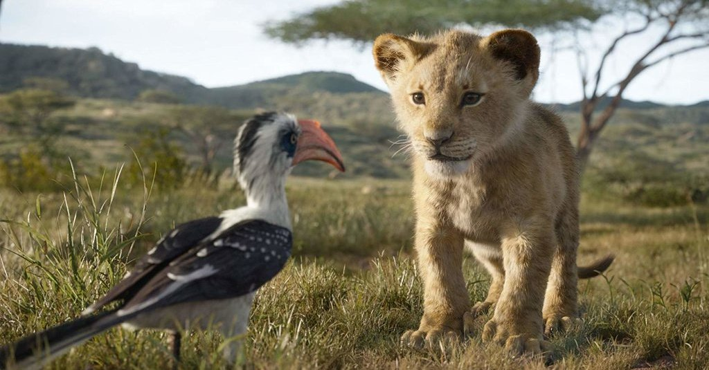 the lion king 2019 trailer disney
