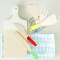 Akcesoria / przybory kuchenne DIY - ożywiamy kolorem