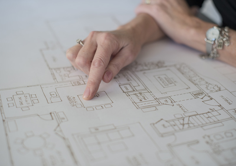 Services and Process Dolores John Architect