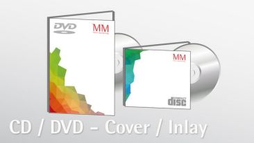 CD / DVD-Cover / Inlay