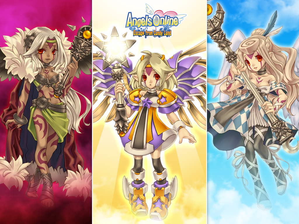 Animes Online Best Free Anime Mmorpg And Mmo Games List 2019