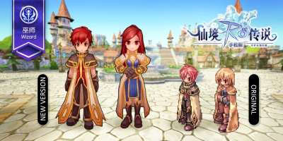 Ragnarok Mobile – New game trailer highlights classic classes and features   MMO Culture