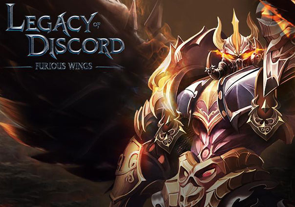3d Action Game Wallpaper Legacy Of Discord Furious Wings Mmohuts
