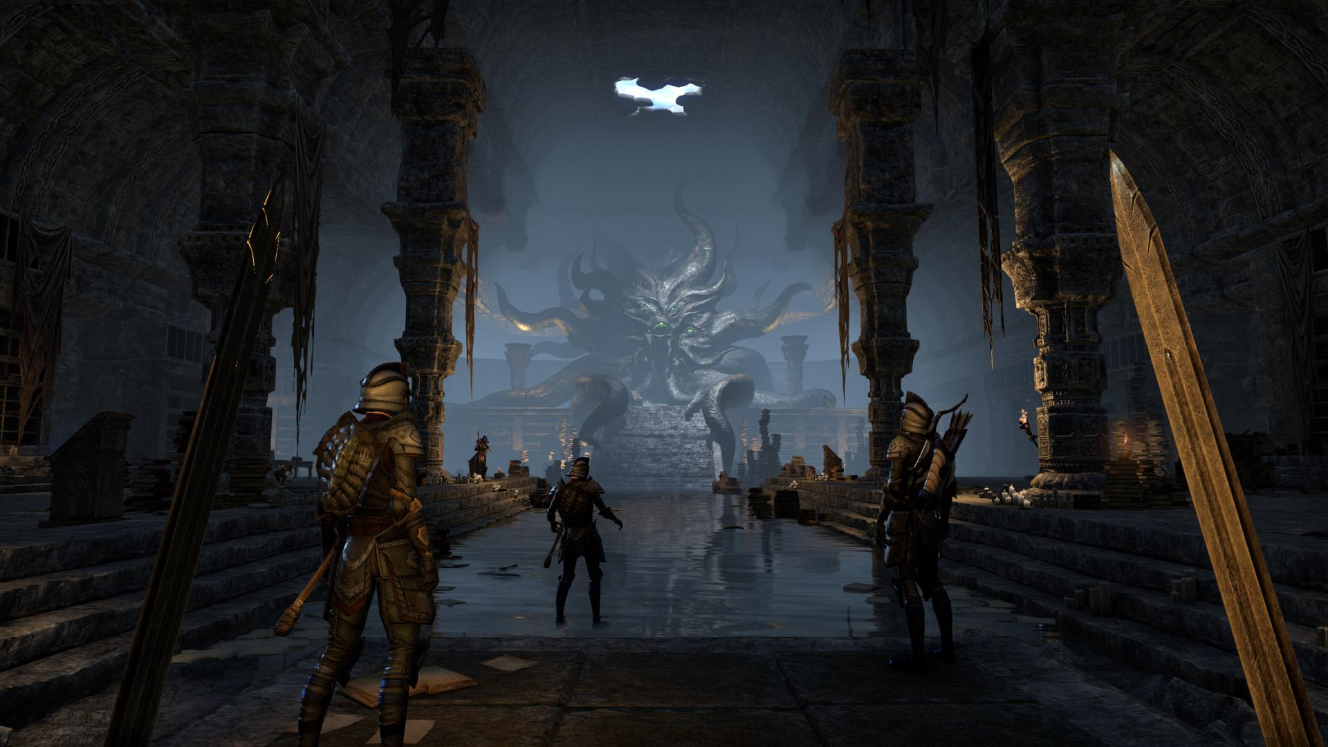 The Elder Scrolls Online The Elder Scrolls Online Game And Download Mmopulse