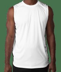 Custom Badger B-Dry Sleeveless Performance Shirt - Design ...