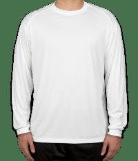 Custom Badger B-Dry Long Sleeve Performance Shirt - Design ...