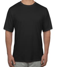 Custom Champion Short Sleeve Performance Shirt