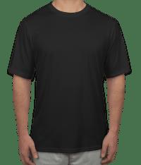 Custom Champion Short Sleeve Performance Shirt - Design ...