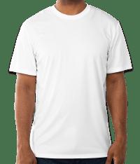 Custom Hanes Cool Dri Performance Shirt - Design Short ...