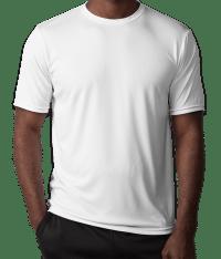 Custom A4 Promotional Performance Shirt - Design Short ...