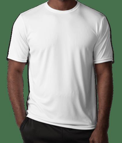 Custom A4 Promotional Performance Shirt