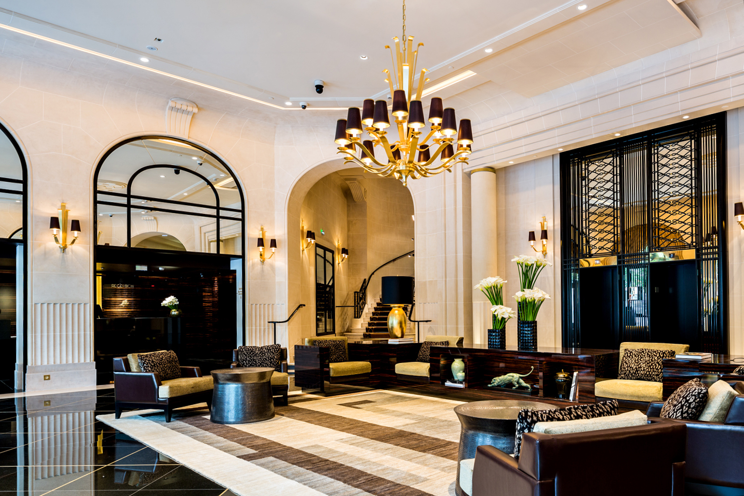 Arts Deco Paris Starwood Hotels Resorts Reopens An Art Deco Icon Prince De