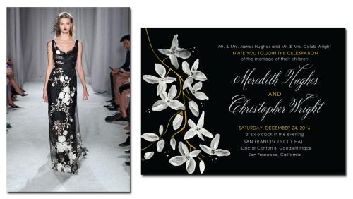 Sunshiny Wedding Paper Divas Marchesa Introduce New Bridal Marchesa Introduce New Bridal Stationeryline Business Wire Wedding Paper Divas