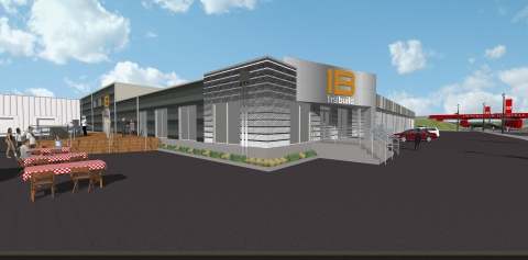The new FirstBuild micro-factory will be located in Louisville, Ky., and will officially open this s ...