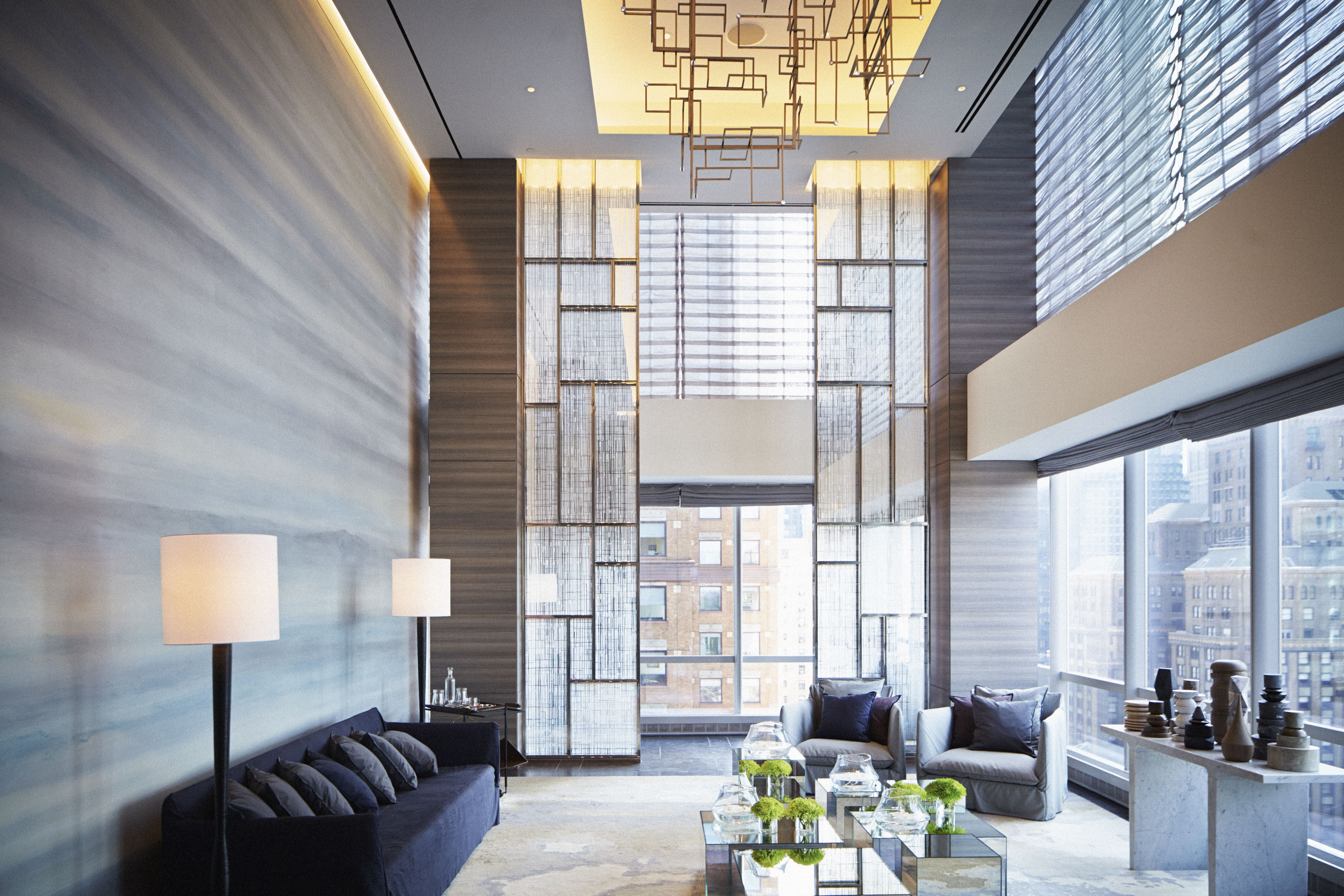 Hotel Design Ny Park Hyatt New York Debuts Business Wire