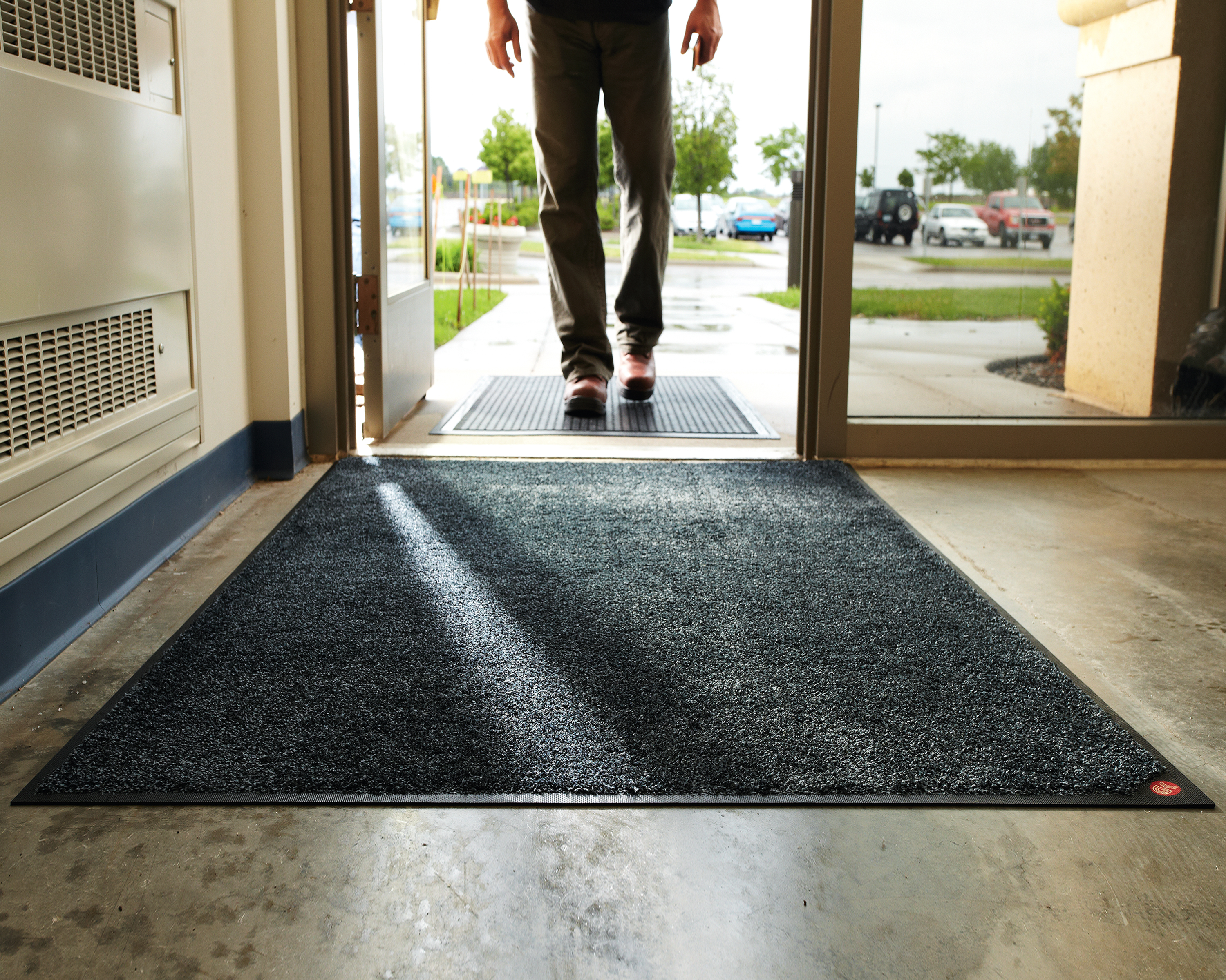 G k services lays out five floor mats to enhance your facility all year round business wire