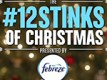 "CINCINNATI--(BUSINESS WIRE)--The holidays stink. Don't get us wrong, the holidays are a really wonderful time of year… family, friends, parties and gifts. But, while we see images of sugar plums and perfect holiday décor, the truth is the holidays are filled with a bevy of holiday stinks. Febreze has reinvented the classic holiday tune, ""The 12 Days of Christmas,"" to showcase the stinks of the season and how to stay guest ready, with the debut of ""The #12Stinks of Christmas"" starring the hilari"