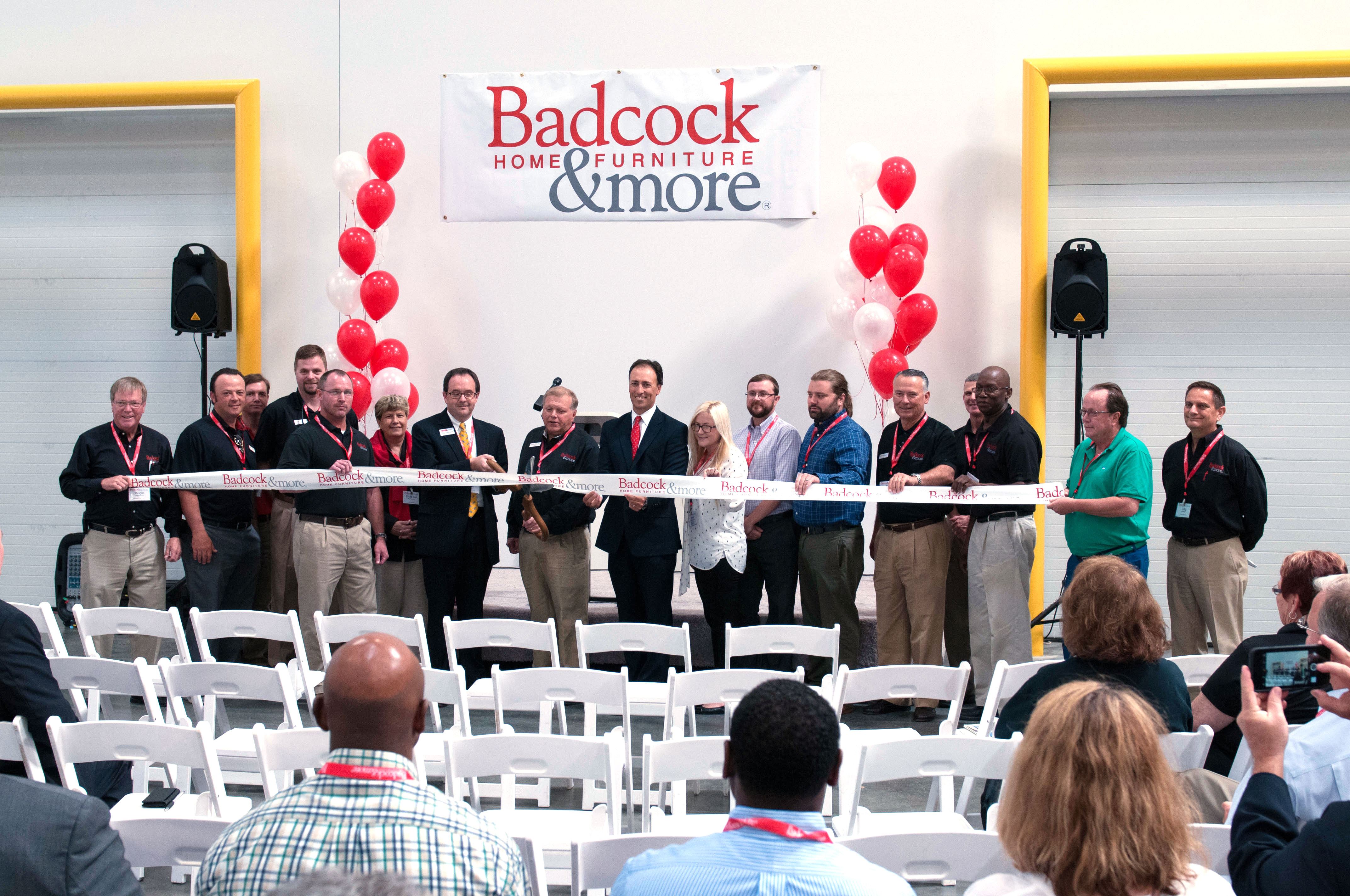 W S Badcock Corporation Opens New Regional Distribution Center In Lagrange Ga Business Wire