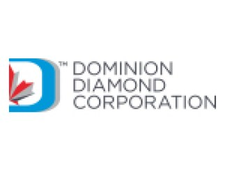"YELLOWKNIFE, Northwest Territories--(BUSINESS WIRE)--Dominion Diamond Corporation (TSX: DDC, NYSE: DDC) (the ""Company"" or ""Dominion"") reports Diavik Diamond Mine production results for the fourth calendar quarter of 2016: Diavik Diamond Mine Production (100% basis)     FullYear2016   FullYear2015   Q42016   Q32016   Q22016   Q12016   Q42015   Q32015   Q22015   Q12015 Tonnes Processed (millions) 2.21 1.98 0.54 0.58 0.54 0.56 0.46 0.48 0.56 0.48 Carats Recovered (millions) 6.66 6.41 1.65 1.54 1.5"