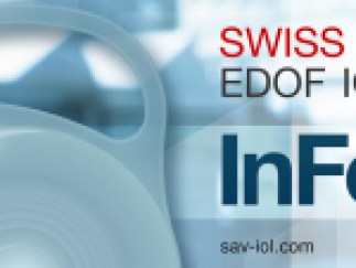 NEUCHATEL, Switzerland--(BUSINESS WIRE)--The company Swiss Advanced Vision (SAV-IOL SA - www.sav-iol.com) continues to expand its portfolio of intraocular lenses (IOLs) announcing the launch of a new product range based on the first InFo series released in January 2016. InFo lenses are designed to replace the crystalline after the cataract surgery providing patients a vision free of glasses, avoiding unwanted visual adverse effects, and preserving the resolution. The IOL InFo 124M is designed w
