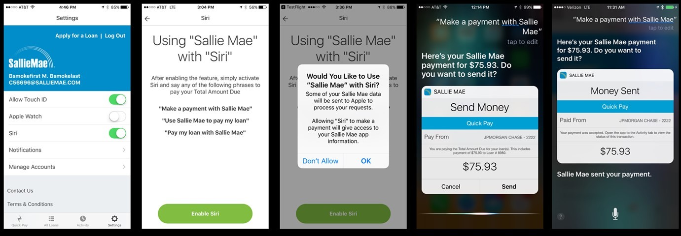 Sallie Mae Adds New Features to Award-Winning Mobile App Sallie