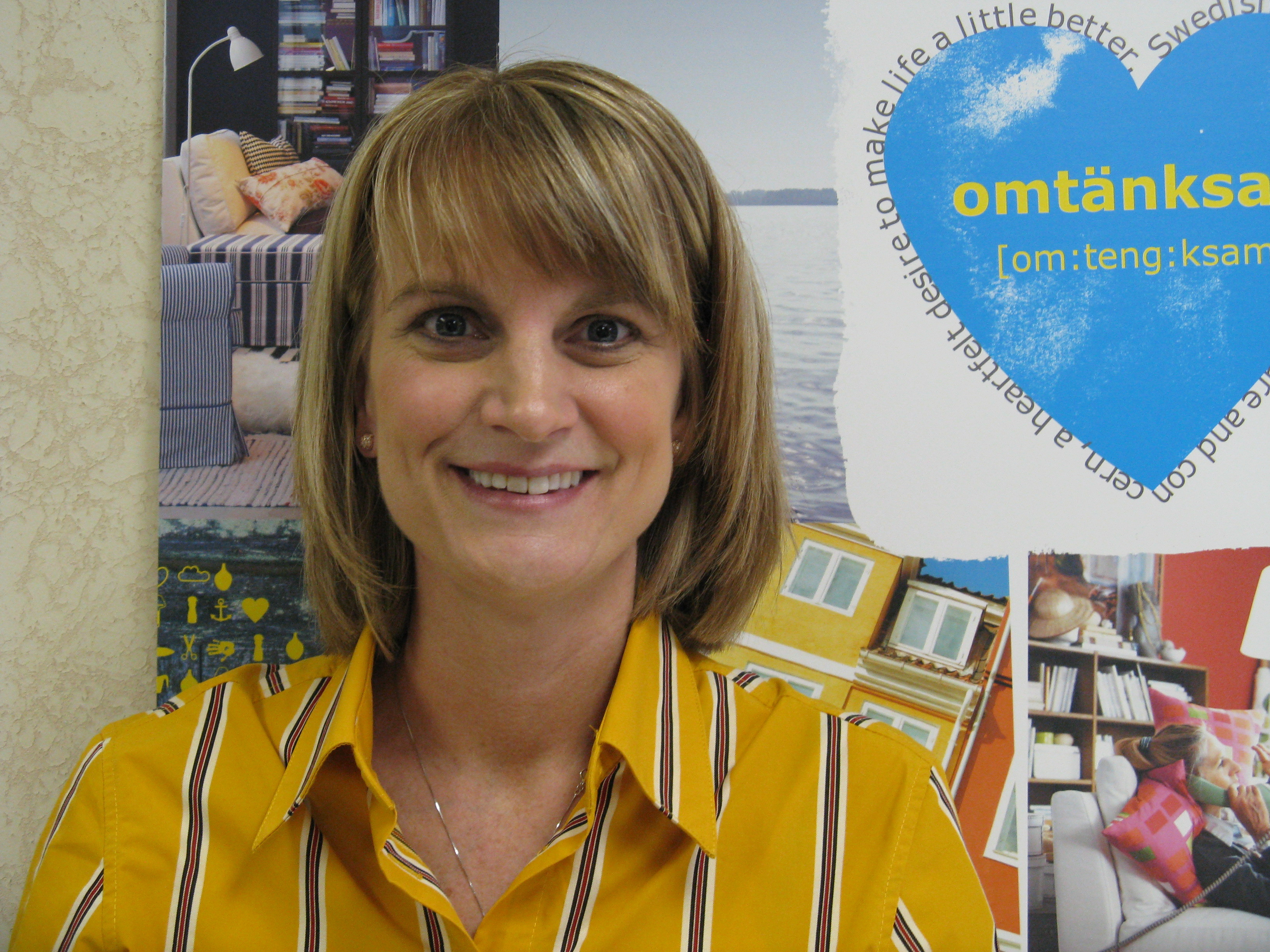 Ikea Couch Bett Recruiting Indiana Native Holly Davidson To Manage Future Ikea Fishers Store