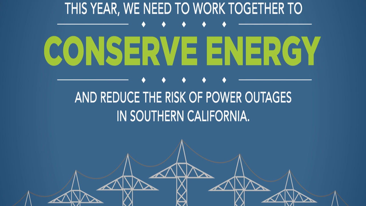 Conserve Electricity 2017 Conserve Energy Socal Campaign Kicks Off With Light Program