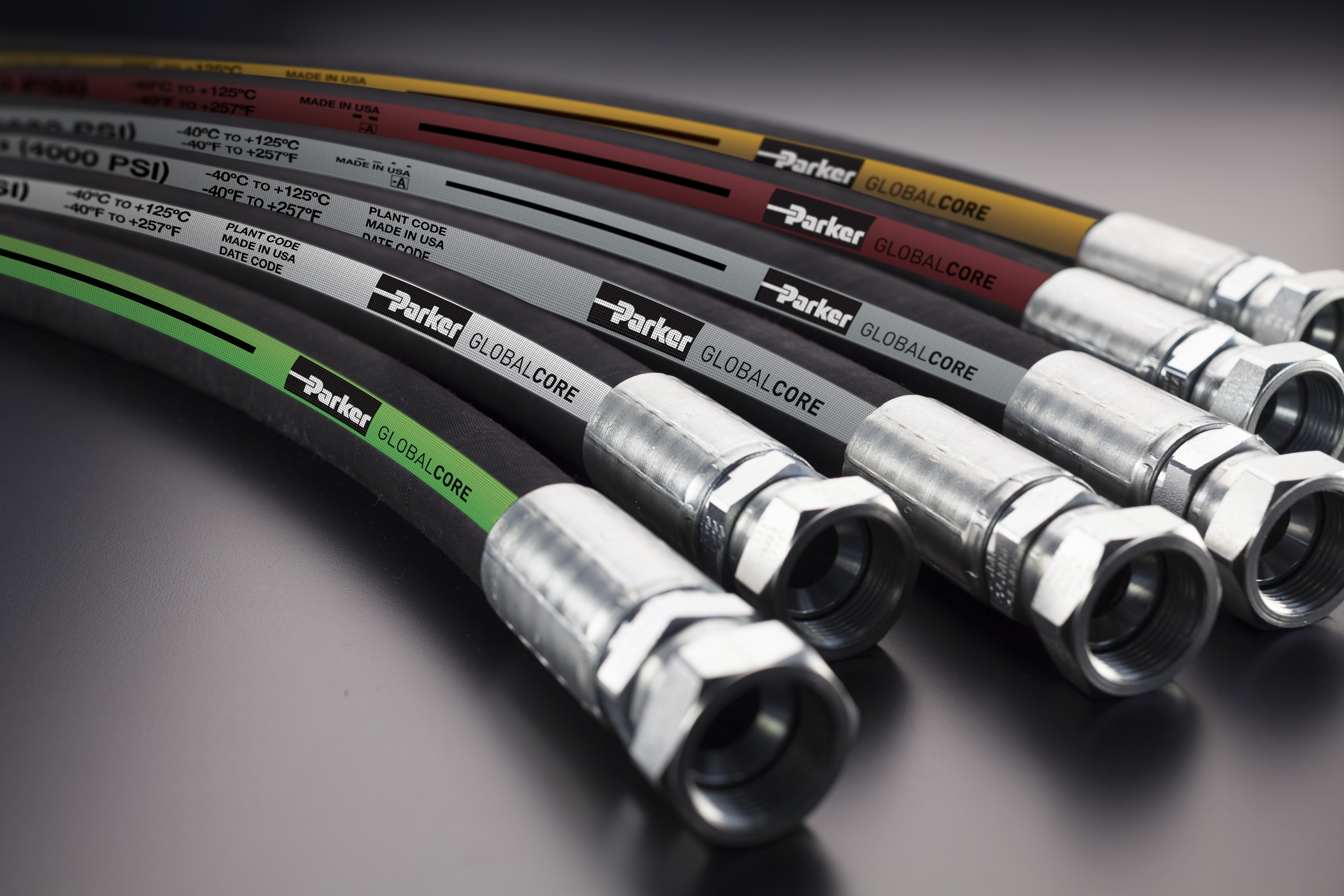 Parkers New GlobalCore 187 High Performance Hydraulic
