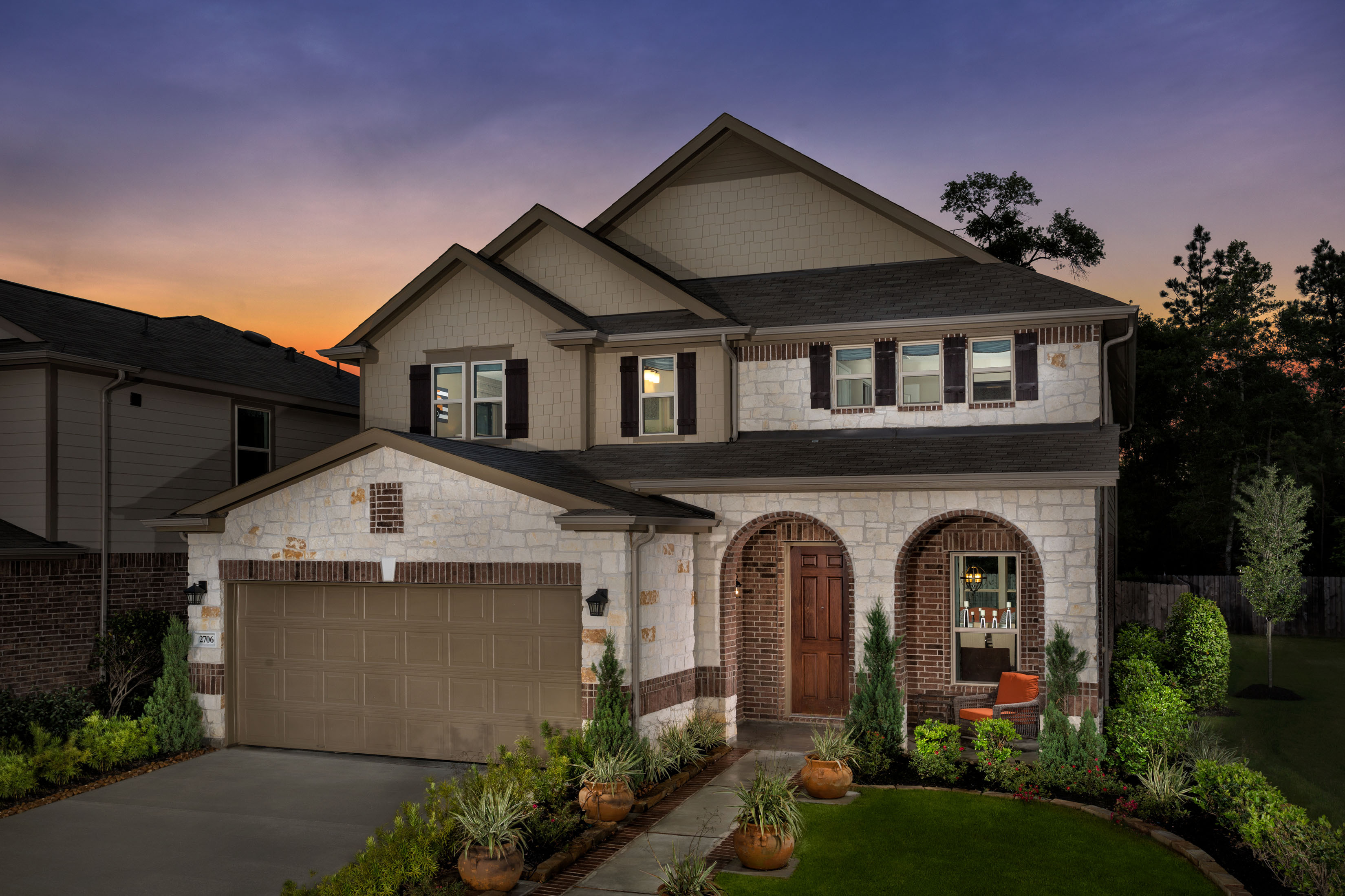 Katy Home Kb Home Announces The Grand Opening Of The Meadows At Westfield