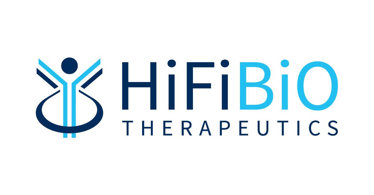 HiFiBiO Therapeutics Secures $375 Million Series B Financing to