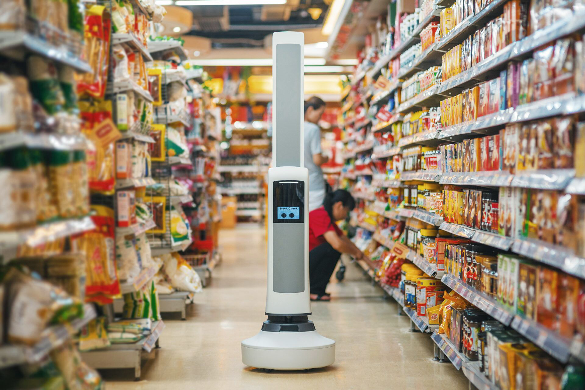 Store En Stock Simbe Robotics And Advantage Solutions Partner To Bring In Store