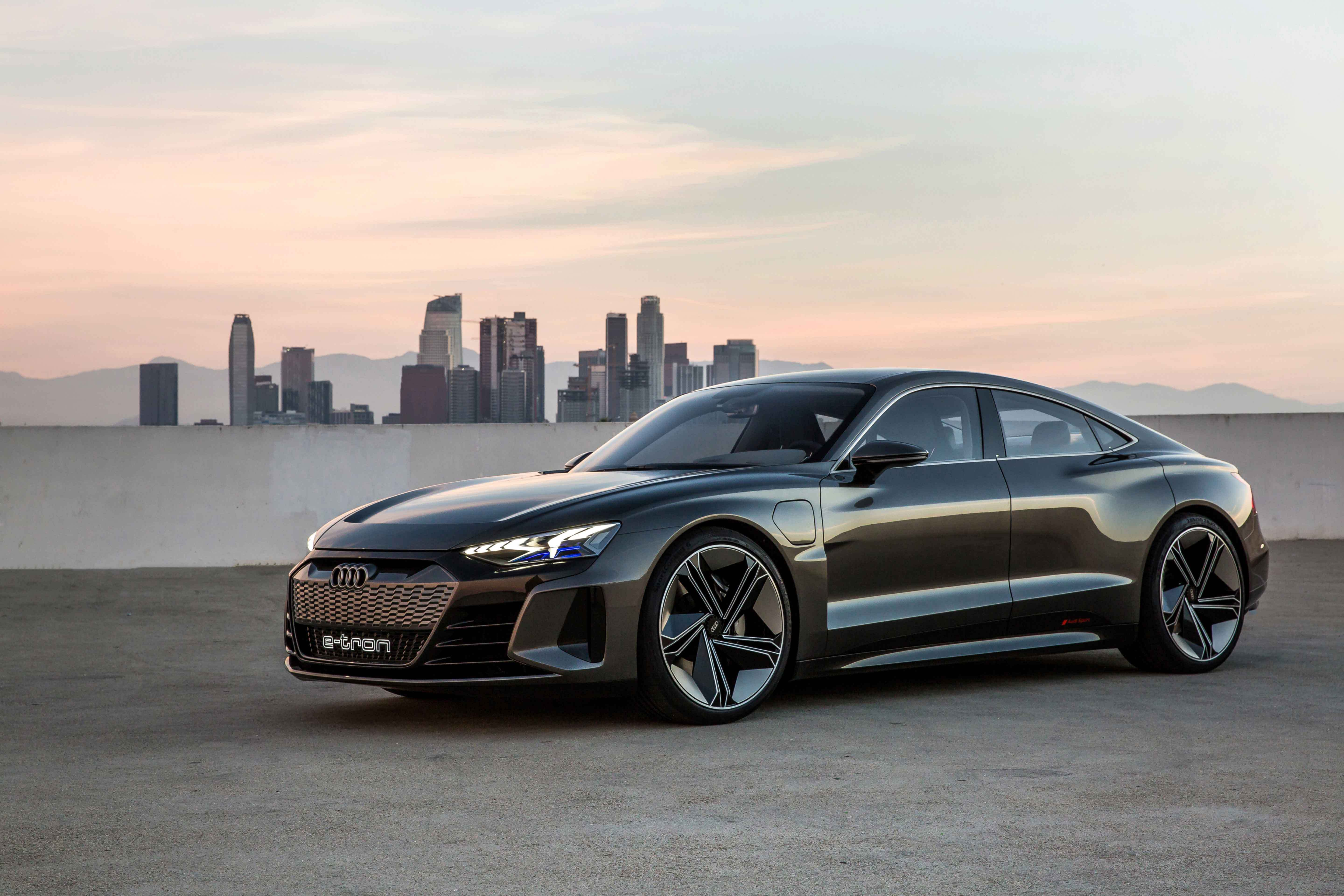 E Full In New Leading Role For Electric Performance The Audi E Tron Gt