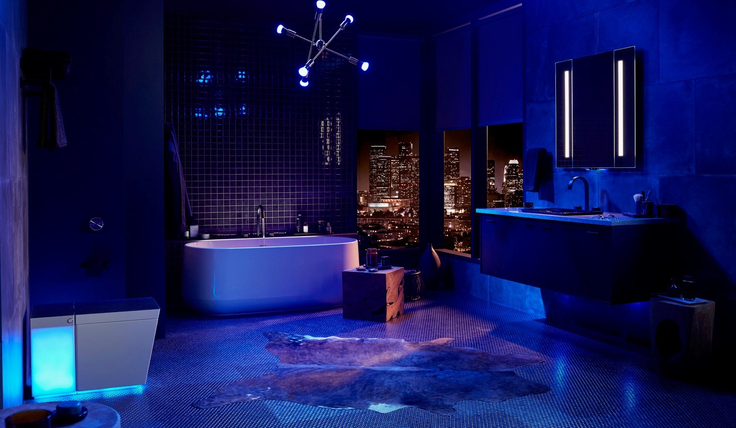 Bathroom Kohler Kohler Announces Smart Products For The Kitchen And Bathroom