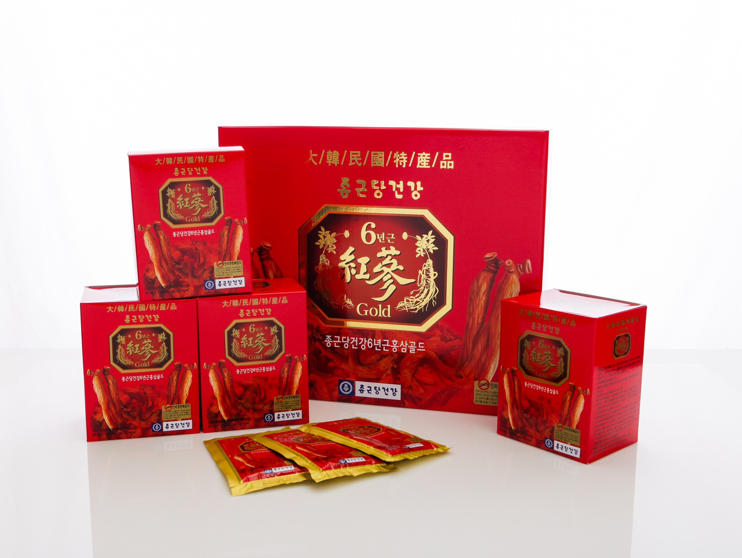 Ginseng In Deutschland Korean Health Food Distribution Brand Nature Food Distributes