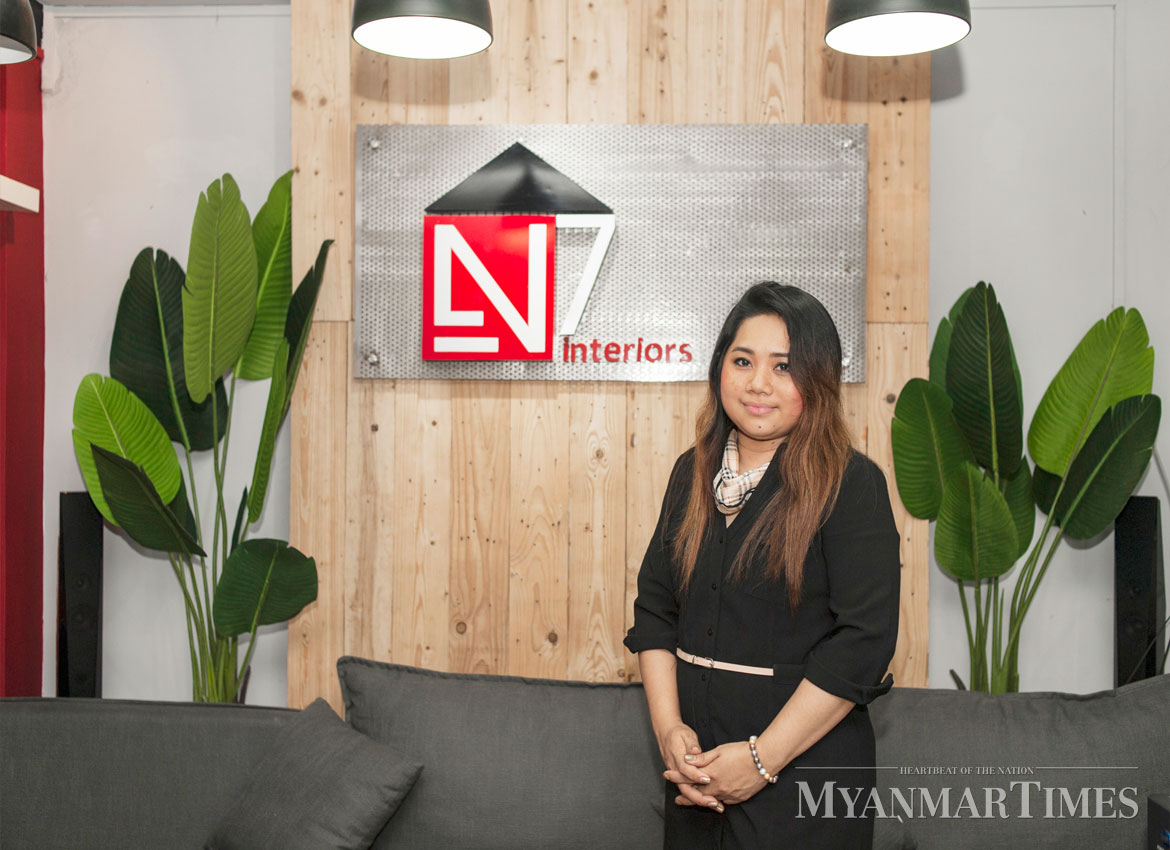 Remodelling An Interior Design Dream Into A Thriving Business The Myanmar Times