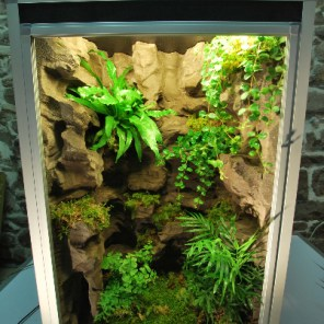 Terrarium plug and play 60/60/90