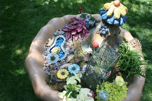 Medium Of Garden Fairy Garden