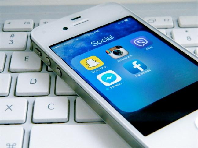 Tenha presença nas redes sociais mais importantes