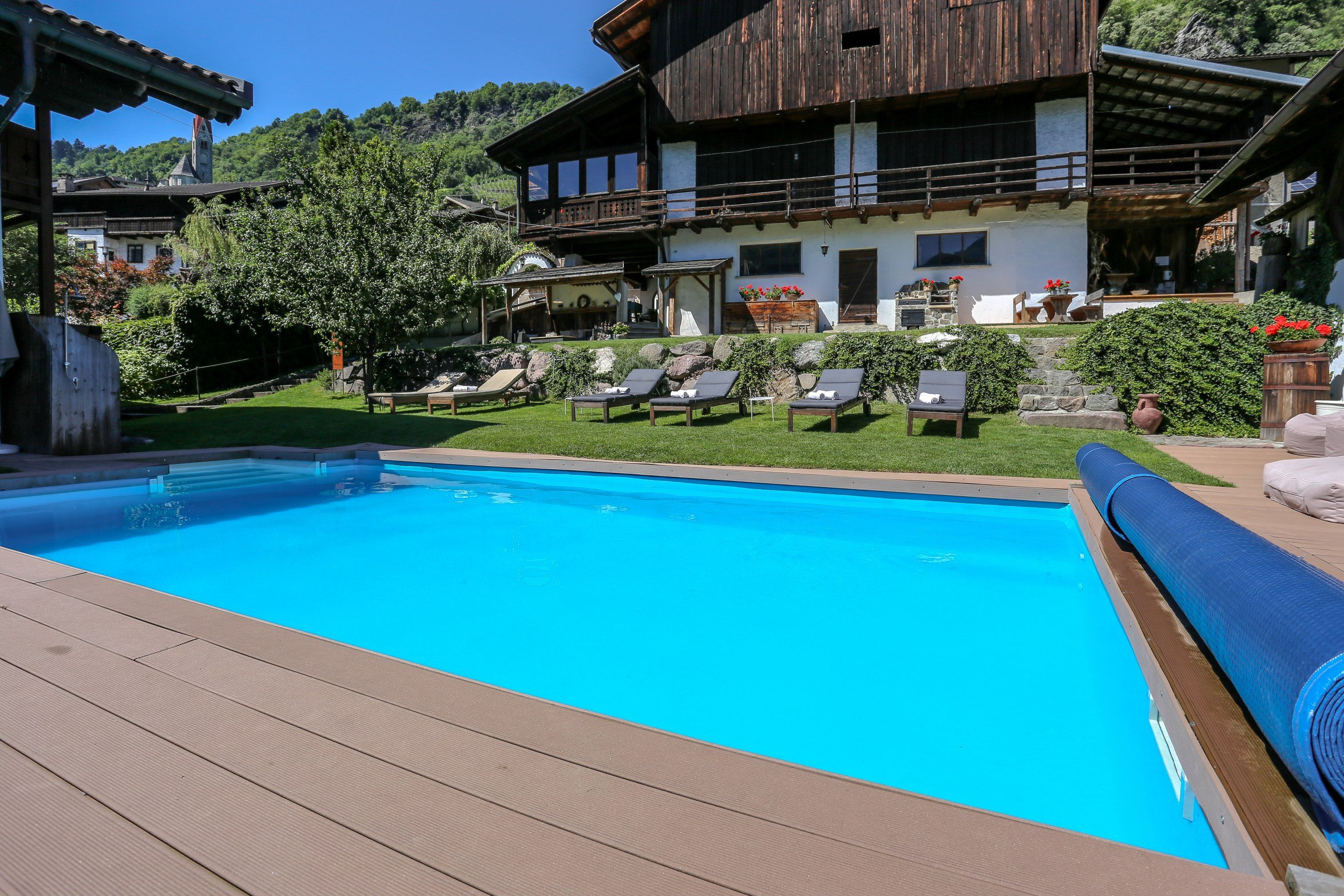Pool Garten Winter Vacation Apartments With Swimming Pool Moarhof Bz