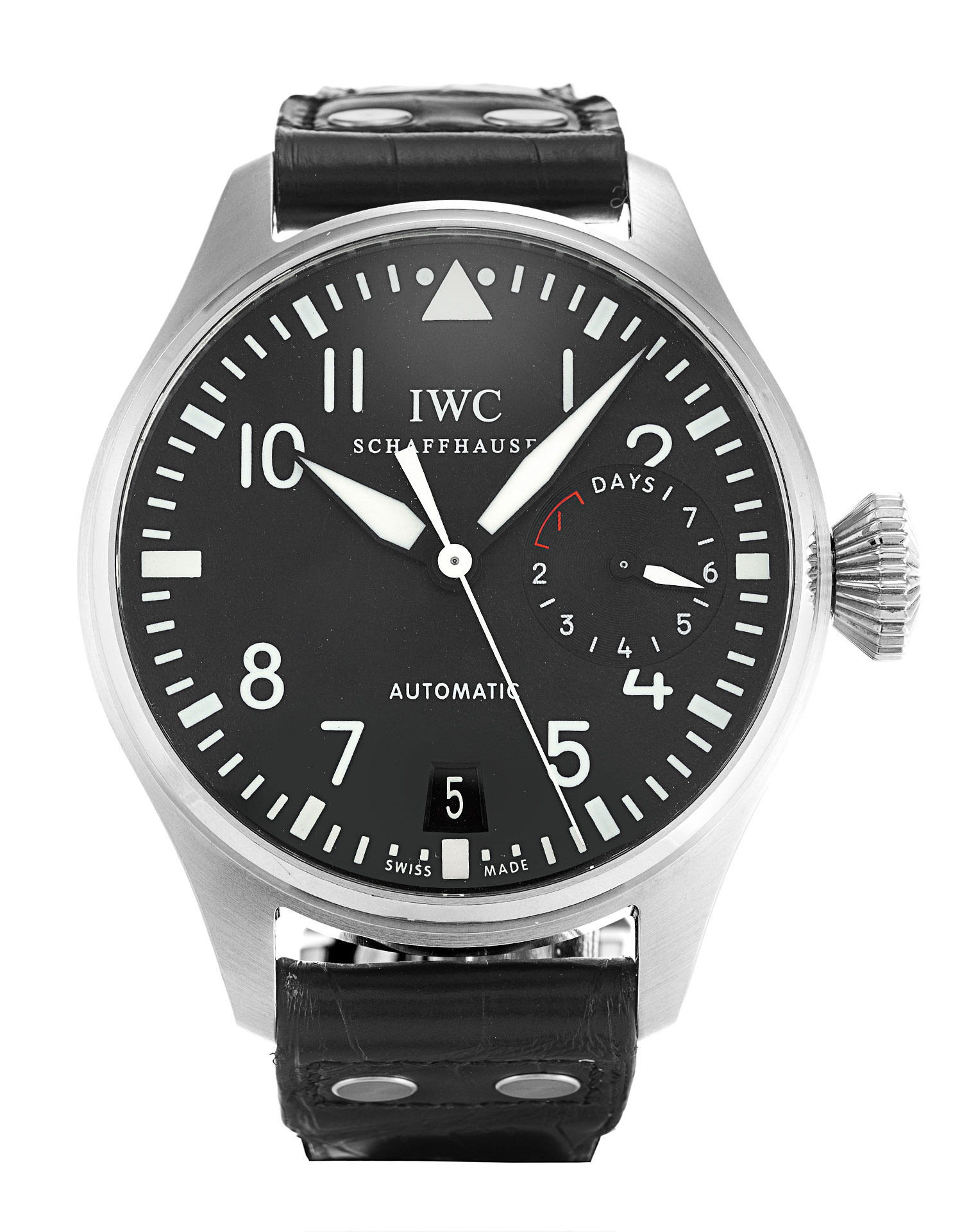 Iwc Replica Replica Iwc Big Pilots Iw500401 46 Mm