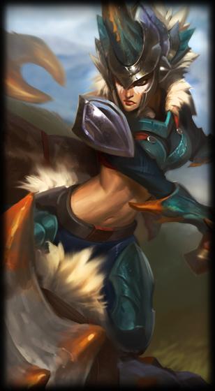 Gangplank Wallpaper Hd Beast Hunter Sejuani League Of Legends Lol Champion