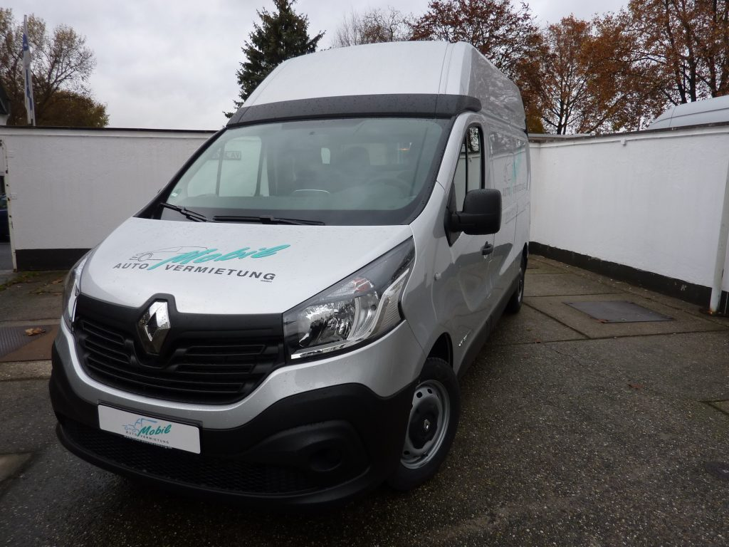 Klimaanlage Mobil Toom Mobil Autovermietung Gmbh Renault Trafic L2h2