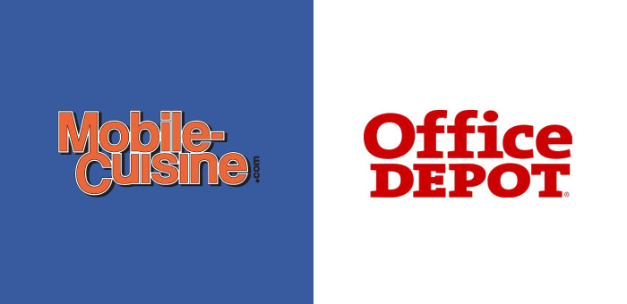 Mobile Cuisine Partners With Office Depot Mobile Cuisine