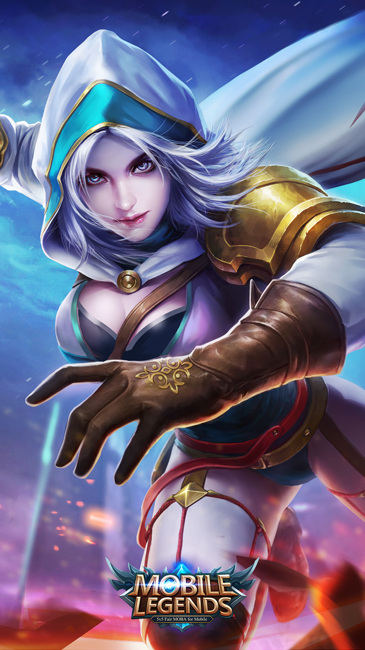 Natalia wallpapers mobile legends natalia bright claw