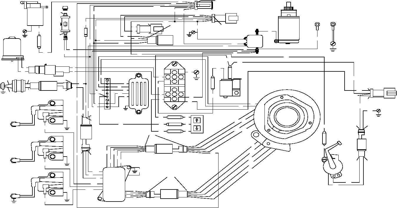 wiring diagram mariah boat